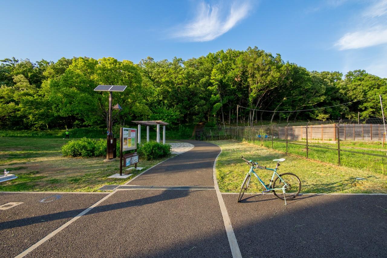 浅間山公園の入口