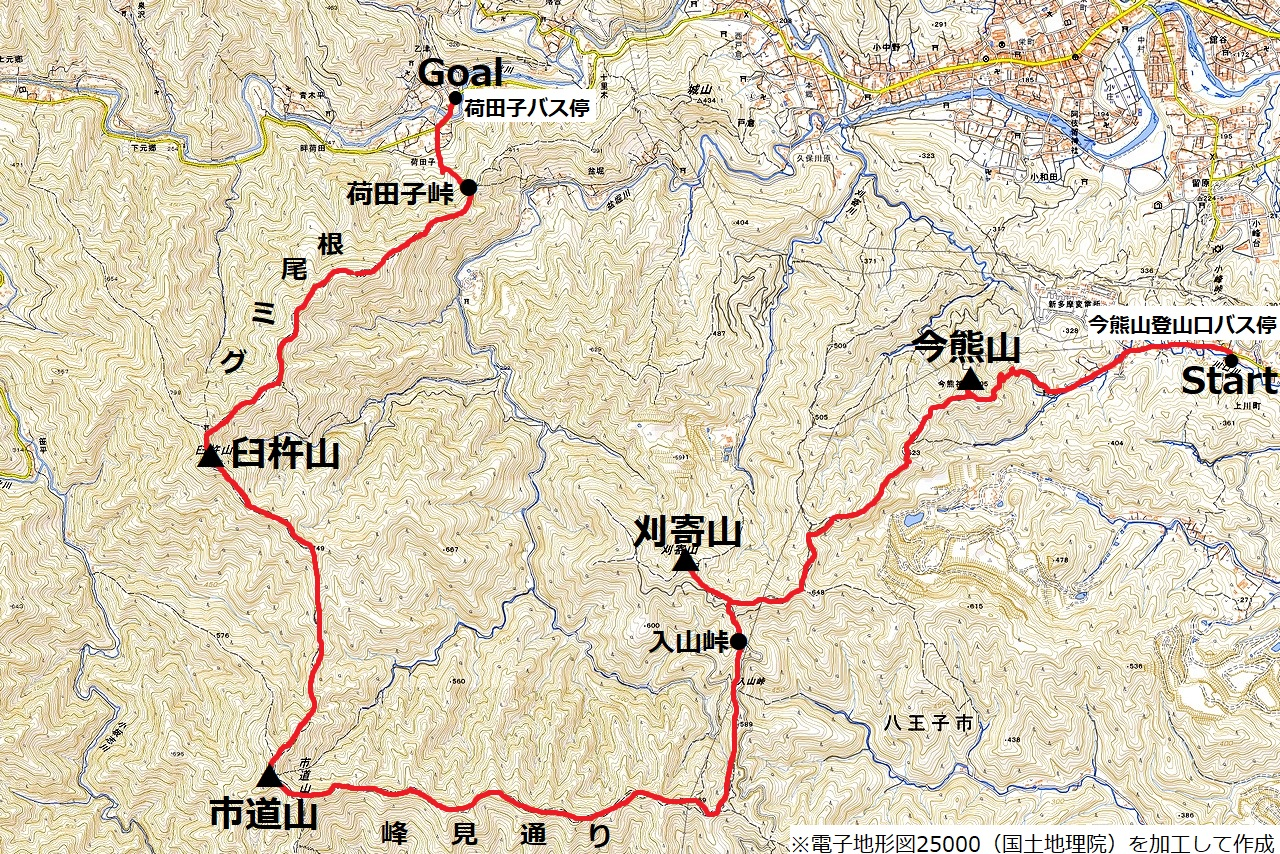 200524戸倉三山-map