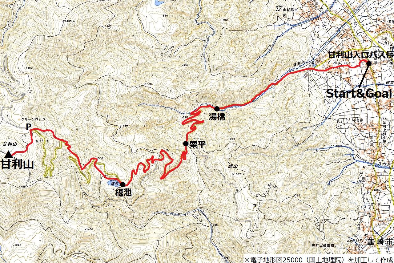 200620甘利山_map