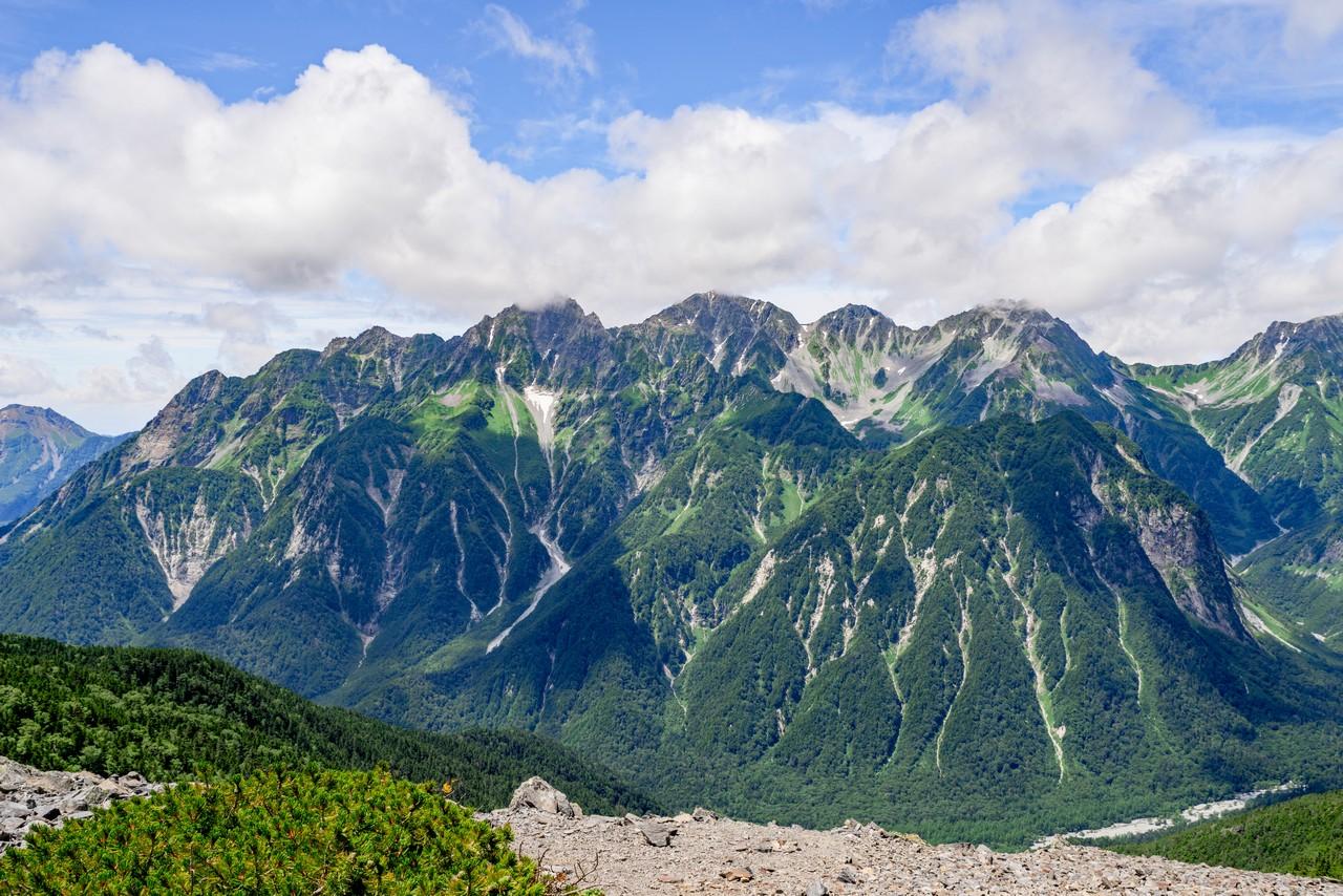 200810蝶ヶ岳-073