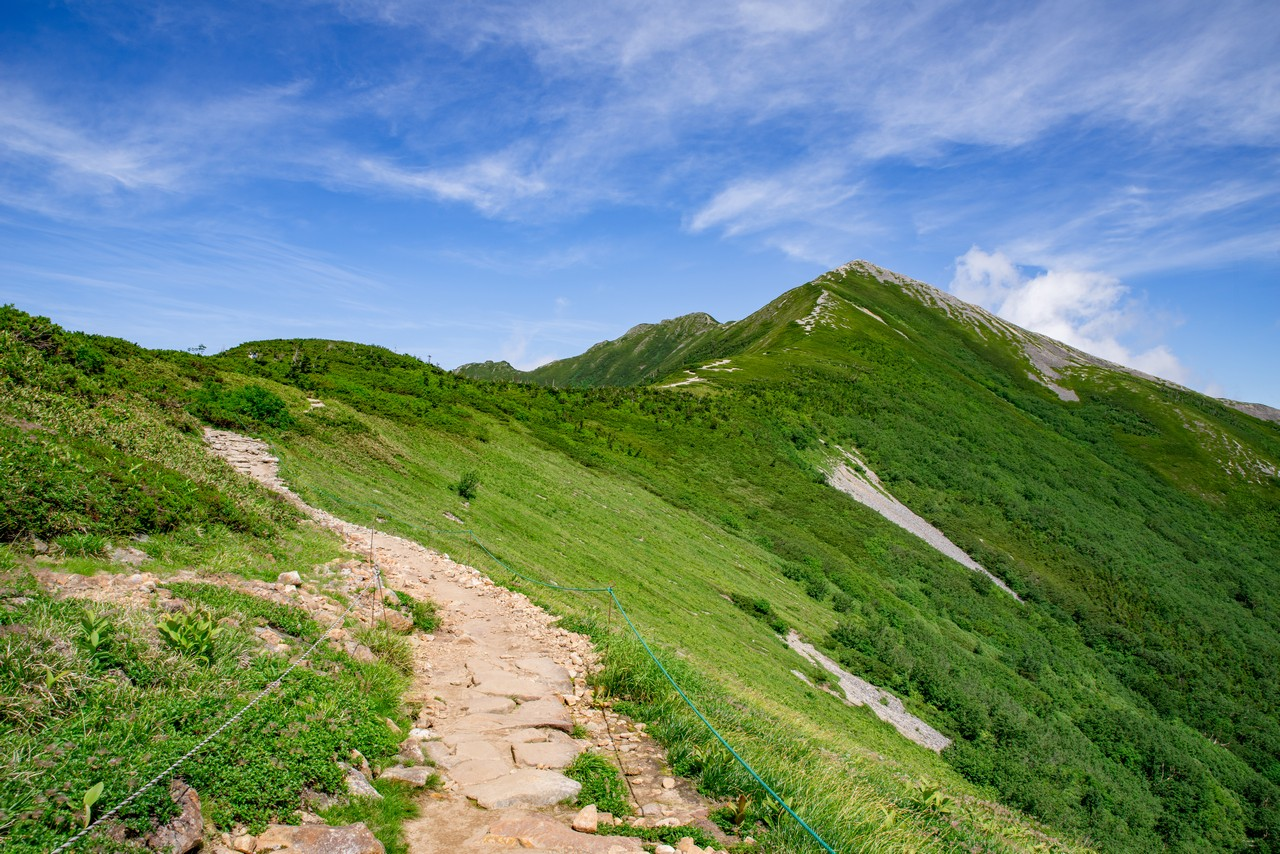 200818鹿島槍ヶ岳-044