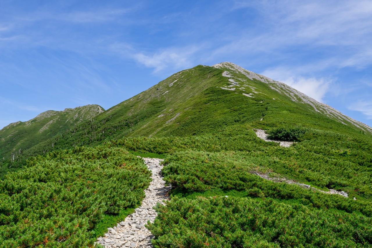 200818鹿島槍ヶ岳-046