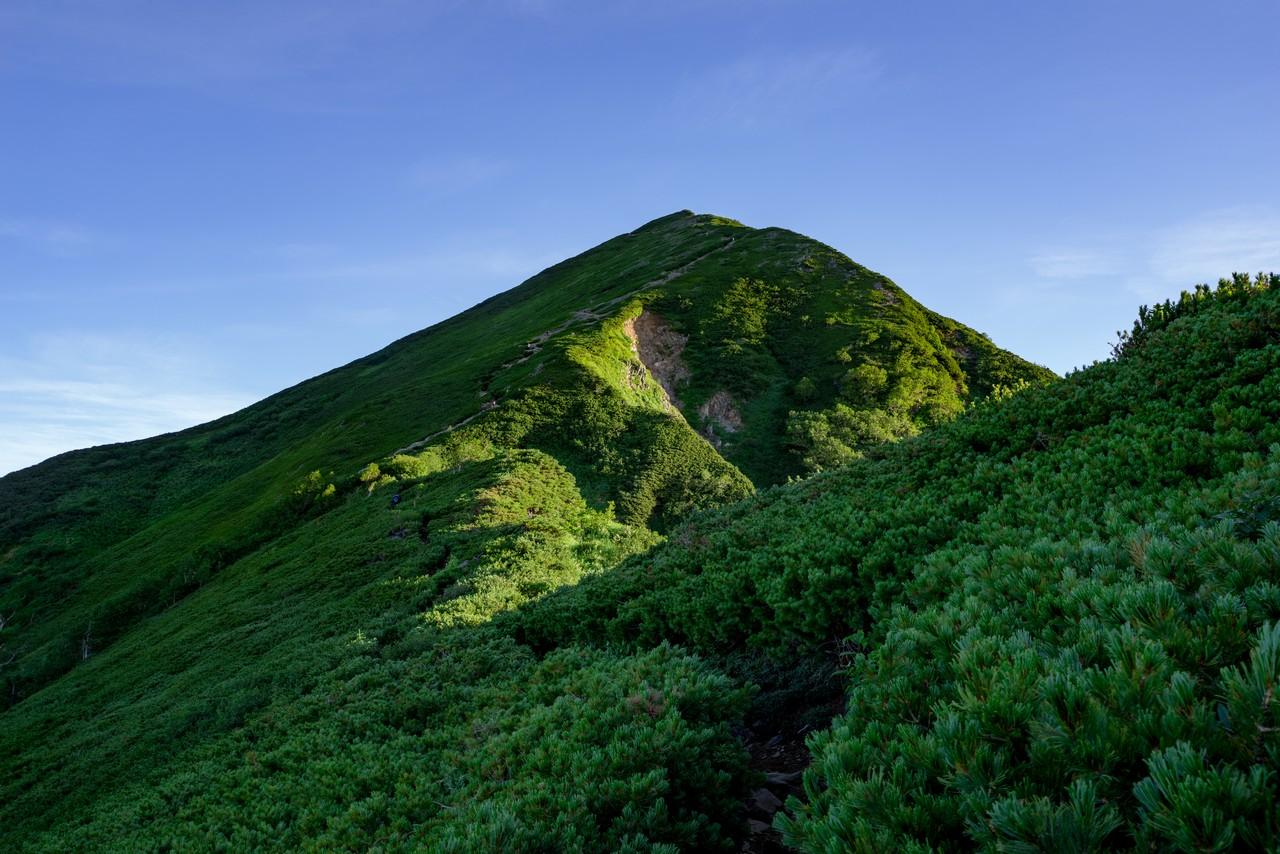 200818鹿島槍ヶ岳-097