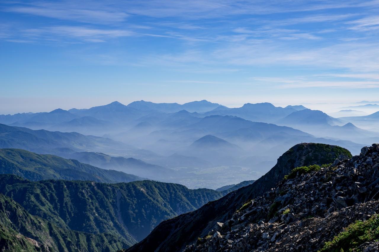 200818鹿島槍ヶ岳-113