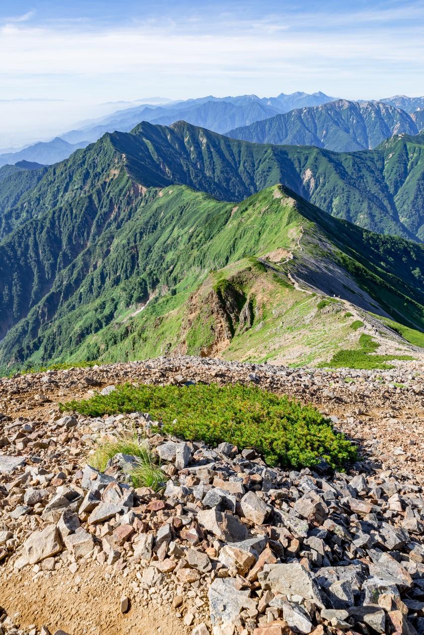 200818鹿島槍ヶ岳-124
