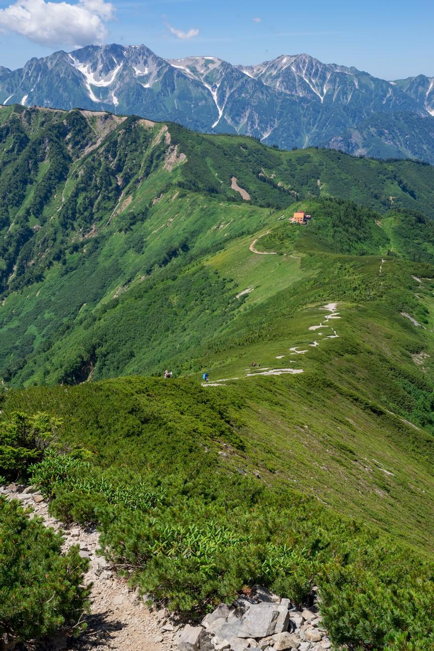 200818鹿島槍ヶ岳-141