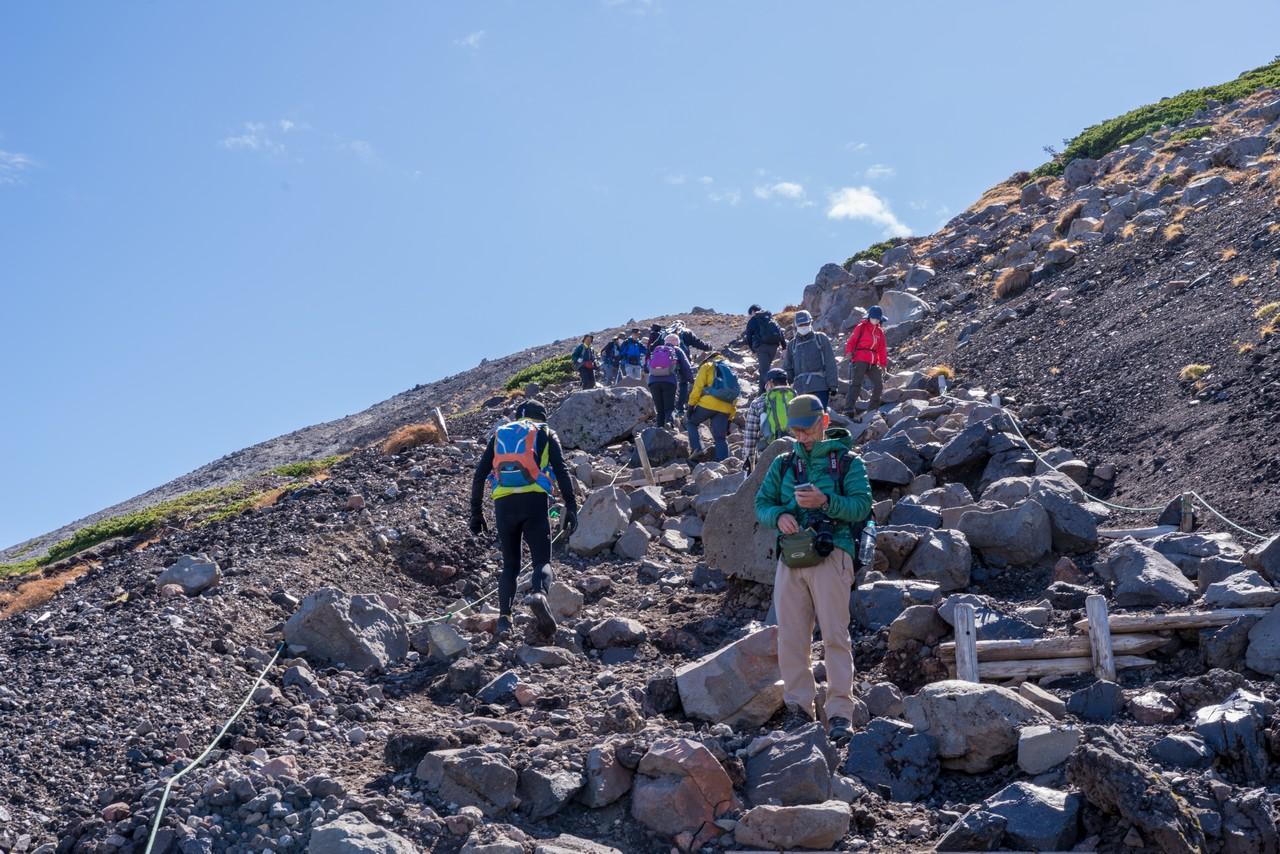 201006乗鞍岳-077
