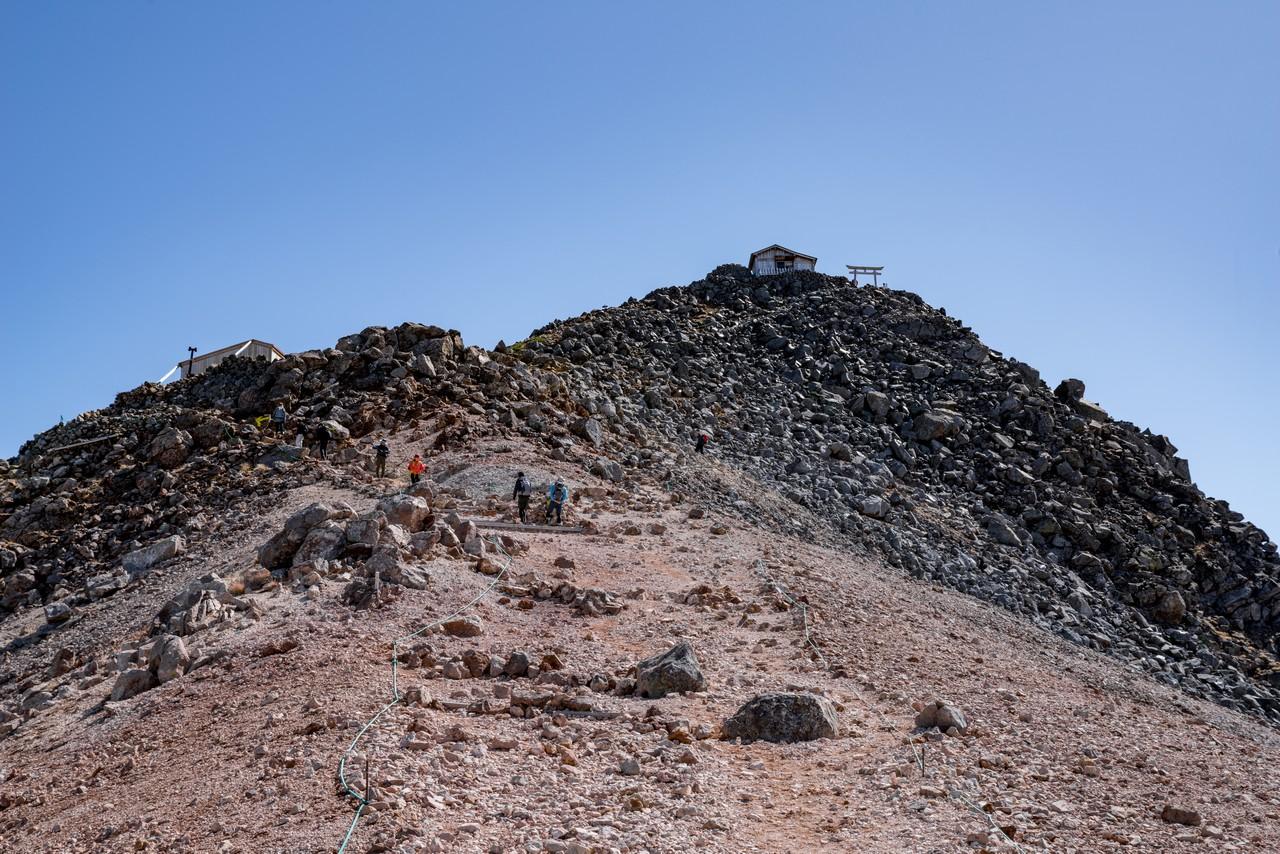 201006乗鞍岳-081