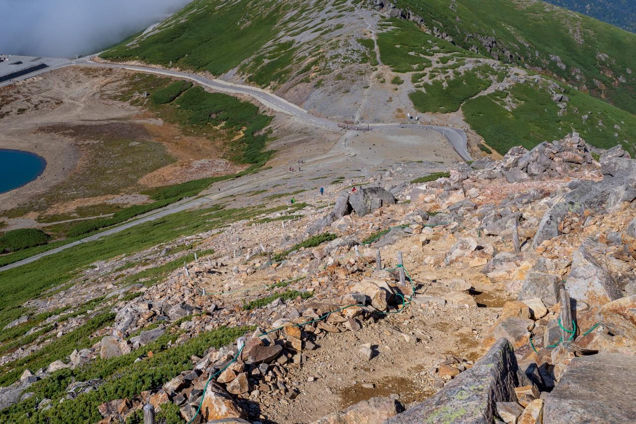 201006乗鞍岳-107