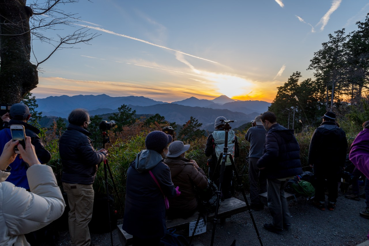 201223北高尾山稜-100