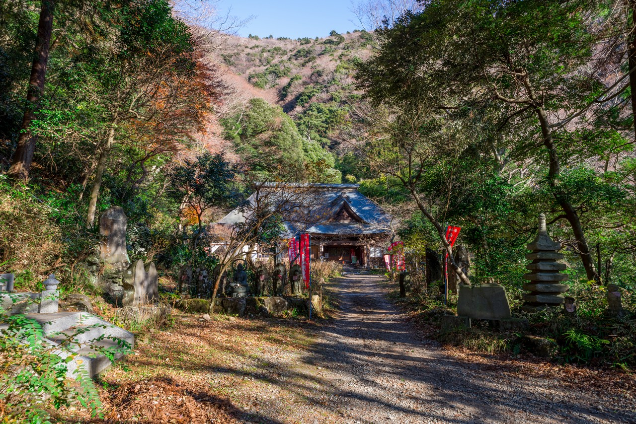箱根 阿弥陀寺