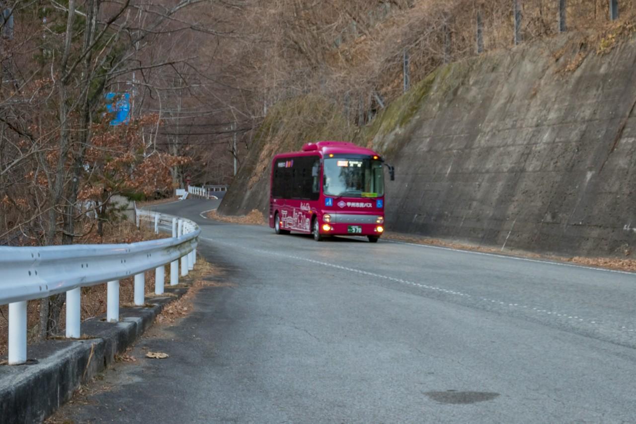 甲州市の市民バス