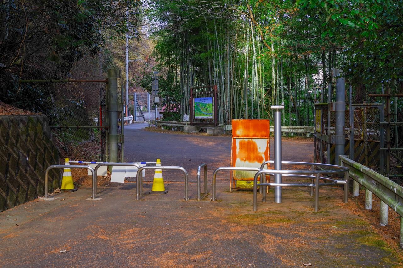あいかわ公園の入り口