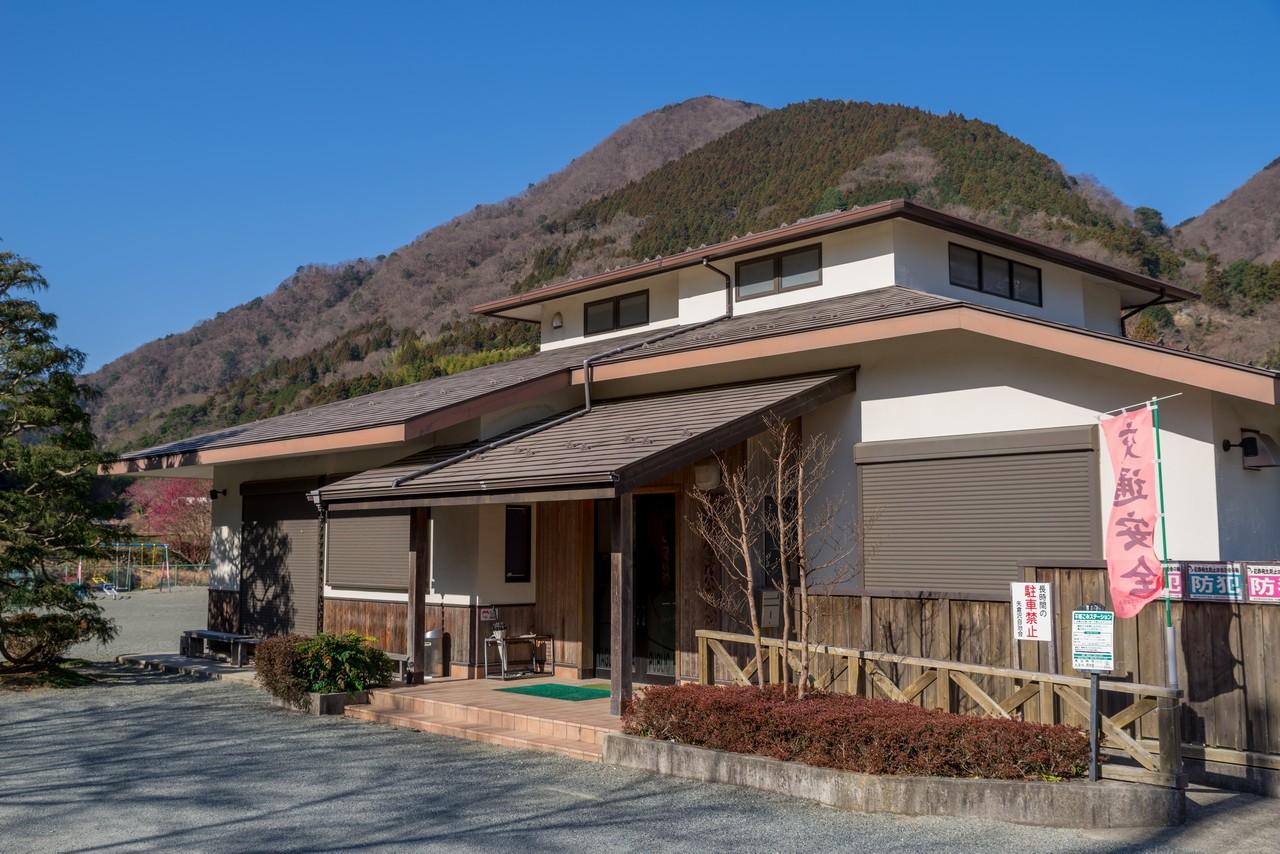 矢倉沢の公民館