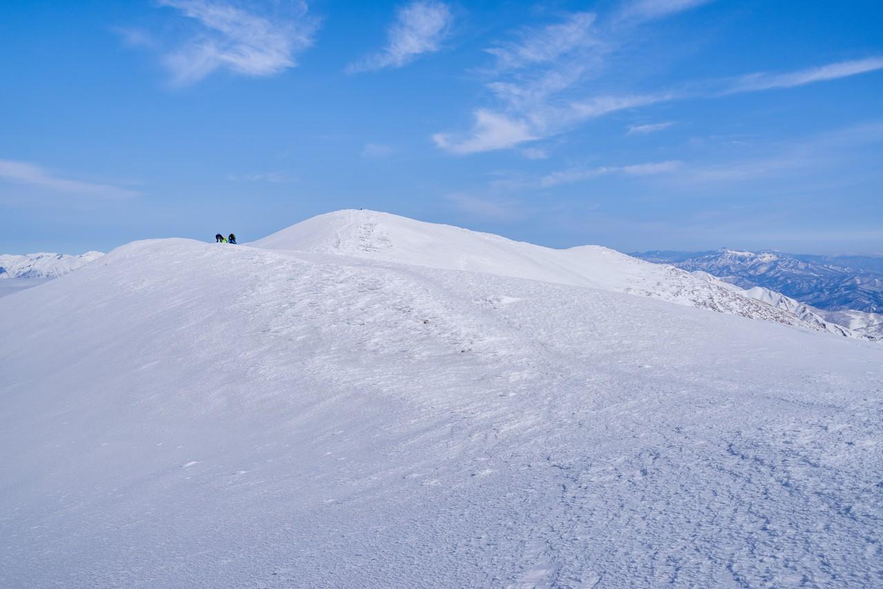 仙ノ倉山の山頂
