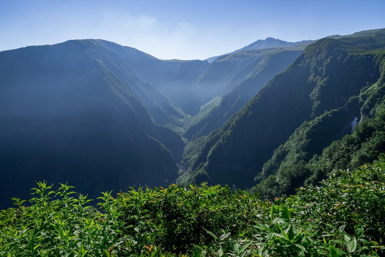鳥海山 奈曽渓谷