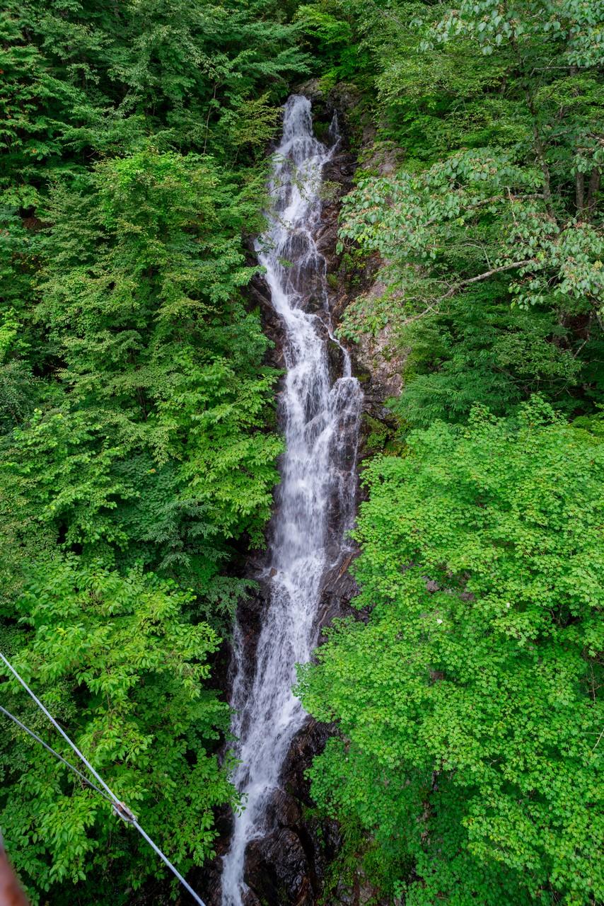 檜原村 三頭大滝