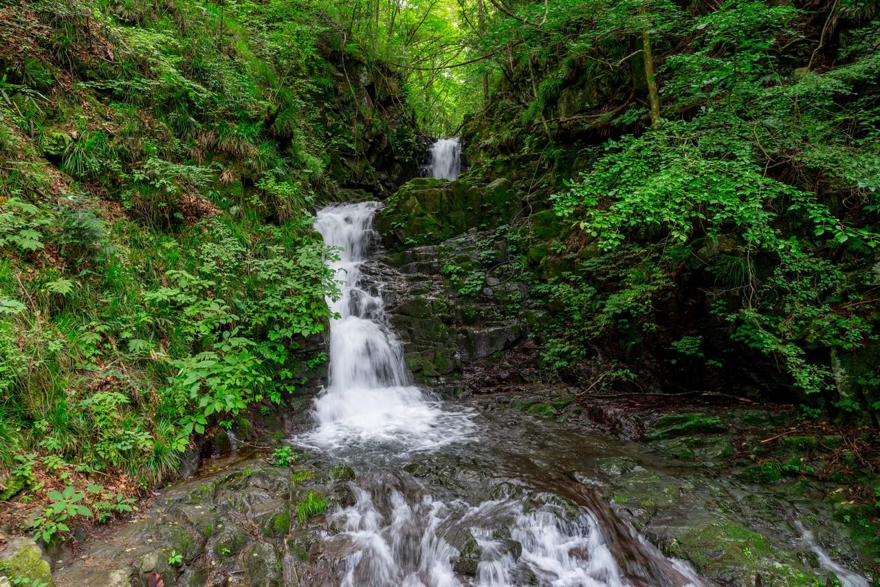 檜原村 九頭竜の滝