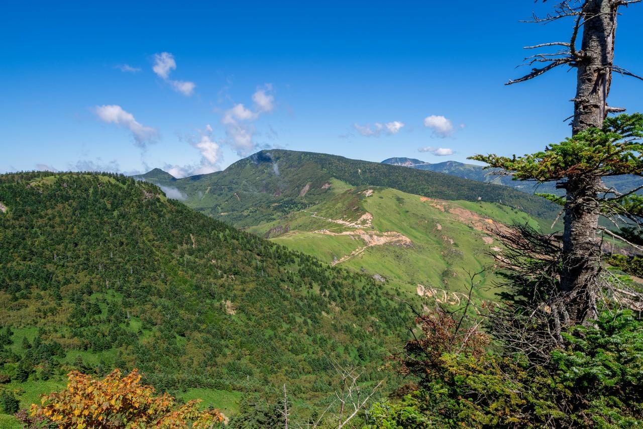 土鍋山からの展望
