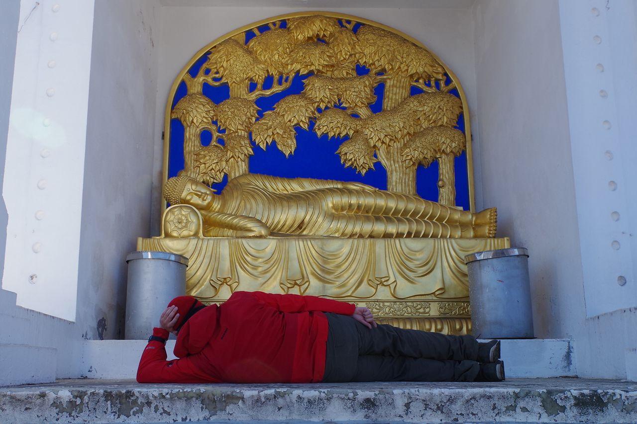 大寺山の仏像