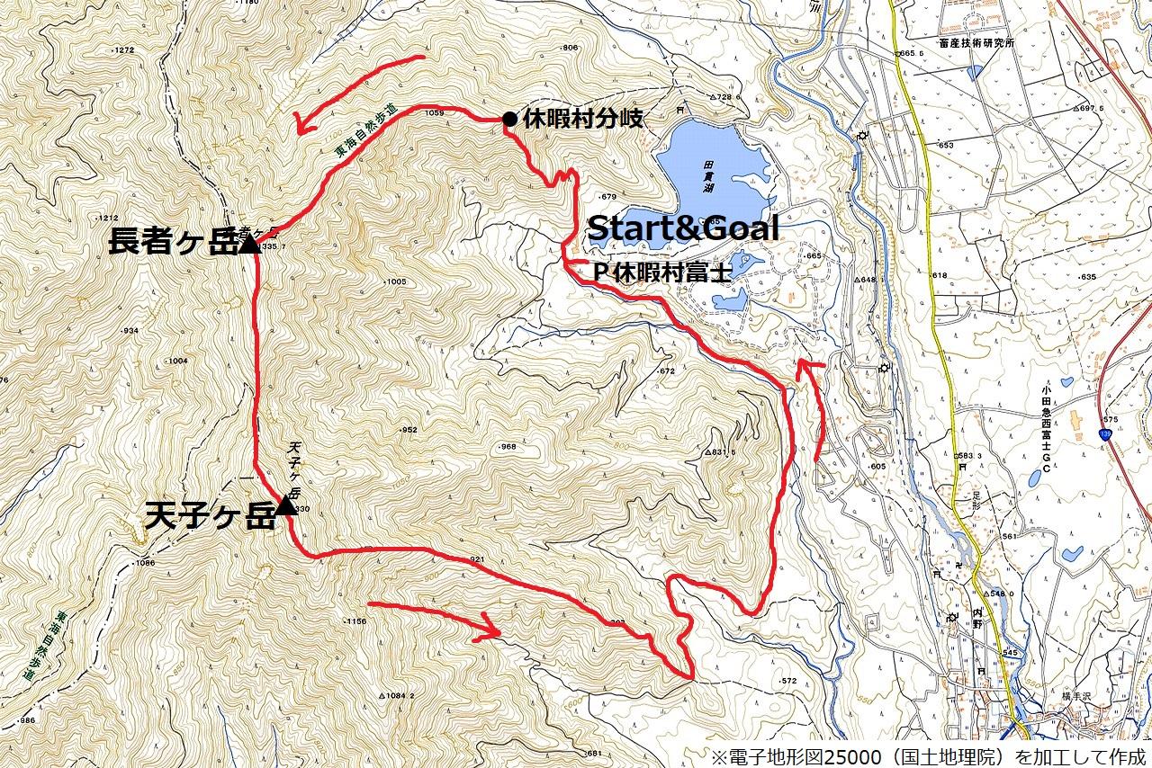 200229長者ヶ岳_map