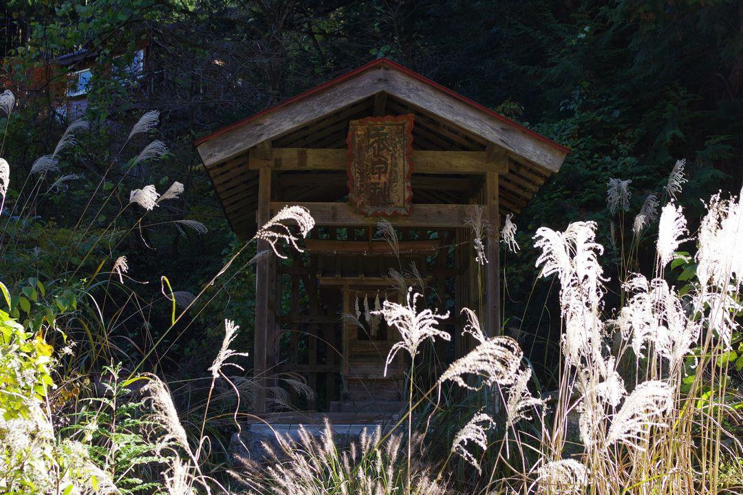 武甲山の大山ノ神