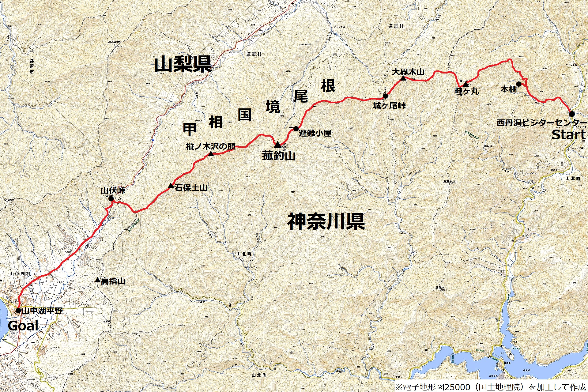 190518菰釣山_map