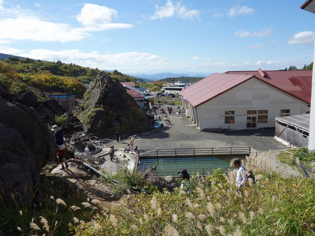 栗駒山 須川温泉