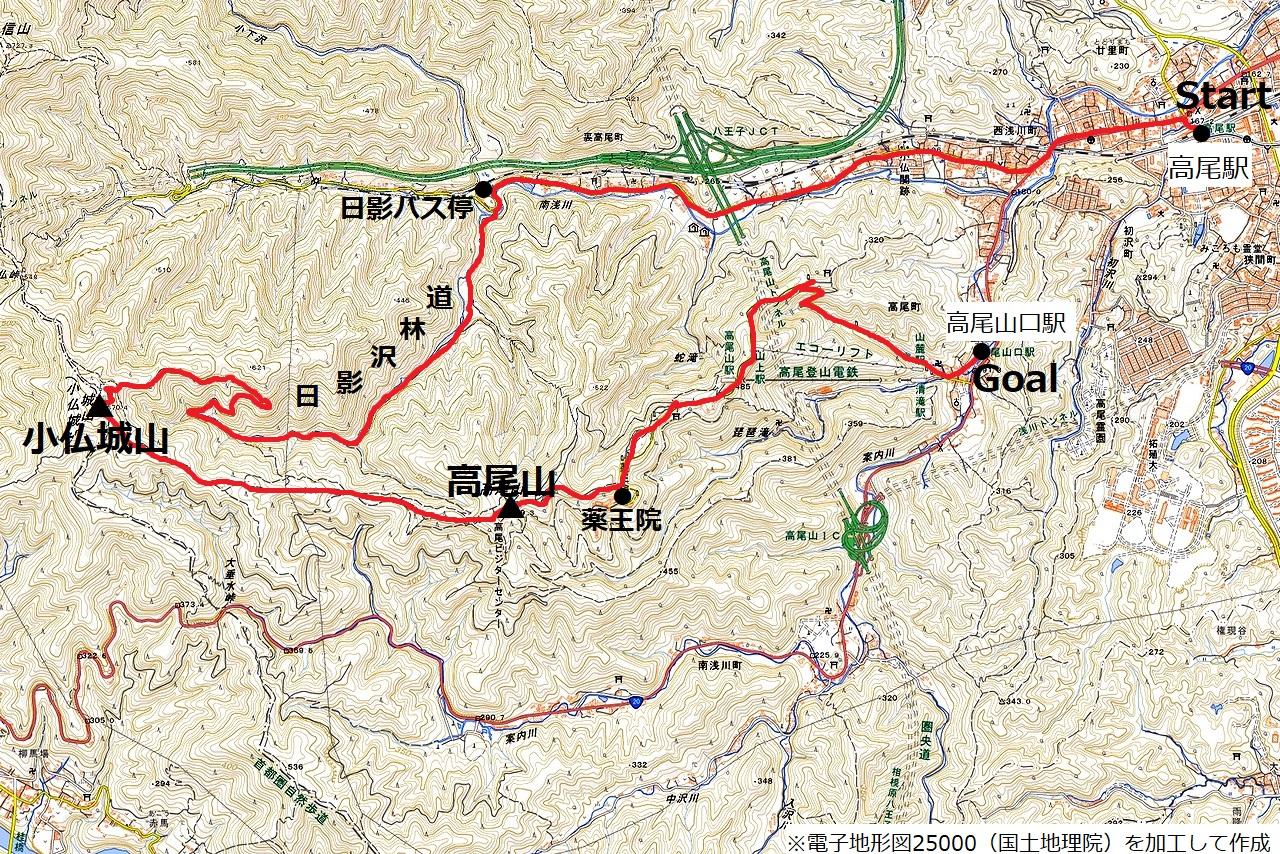 190101小仏城山_map
