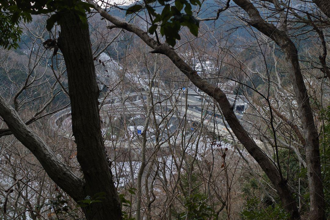 高尾山インターチェンジ