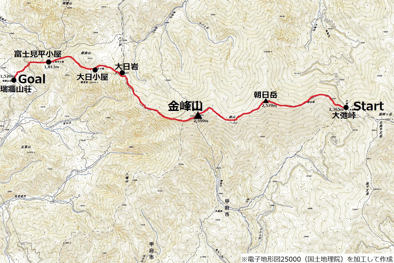 180909金峰山_map