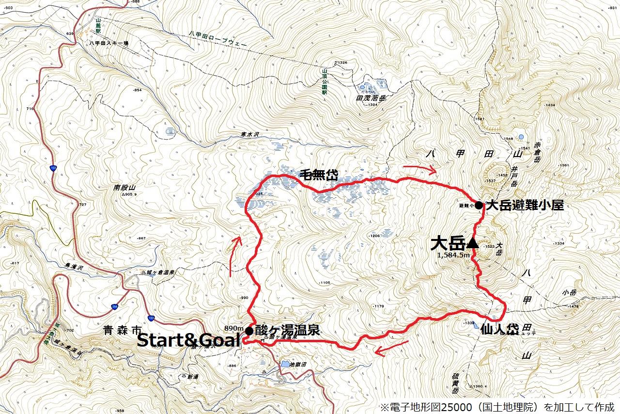 191027八甲田山_map