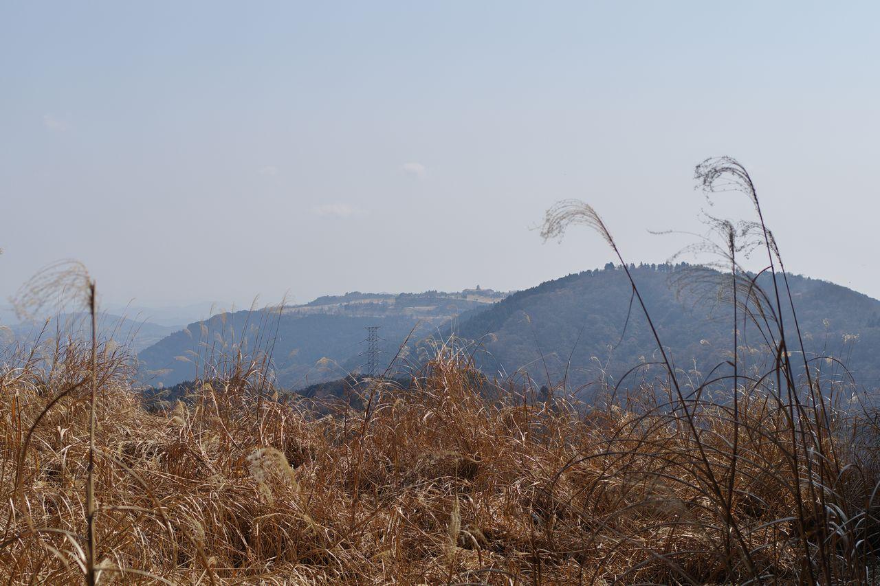 第六天から見た松田山