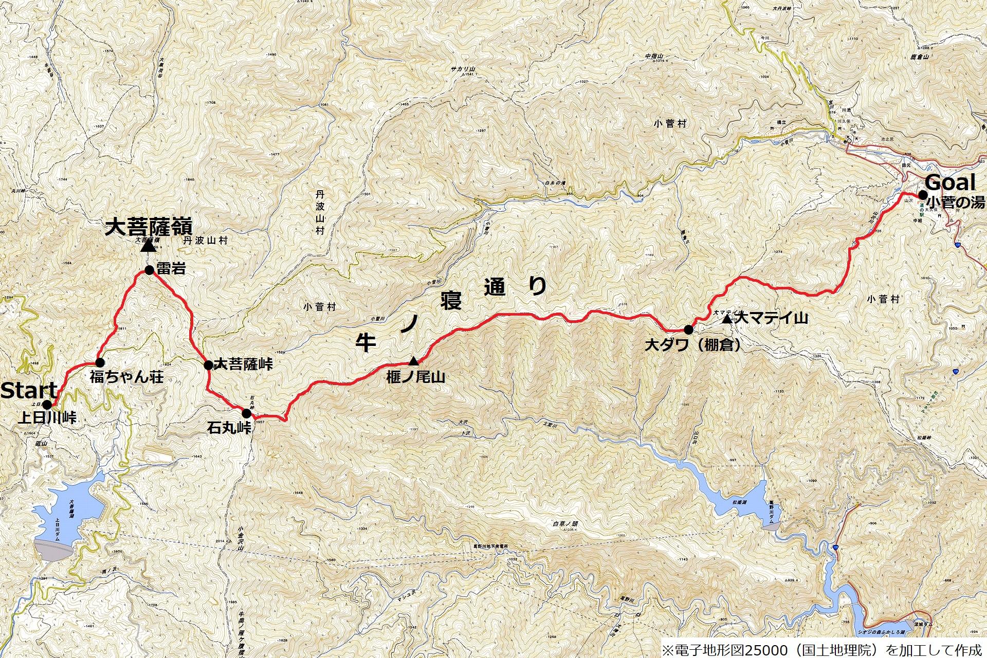 191109大菩薩嶺_map