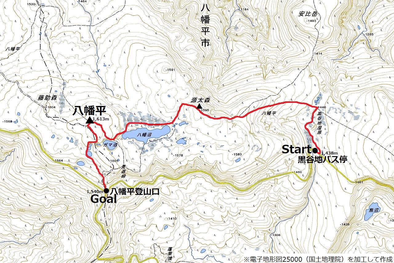 190706八幡平_map