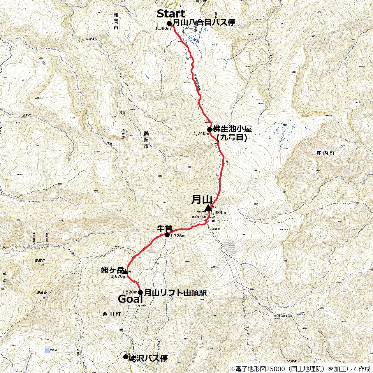 190818月山_map