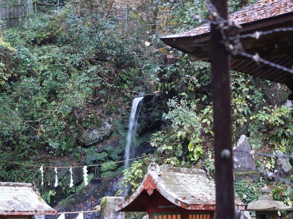 高尾山 琵琶滝