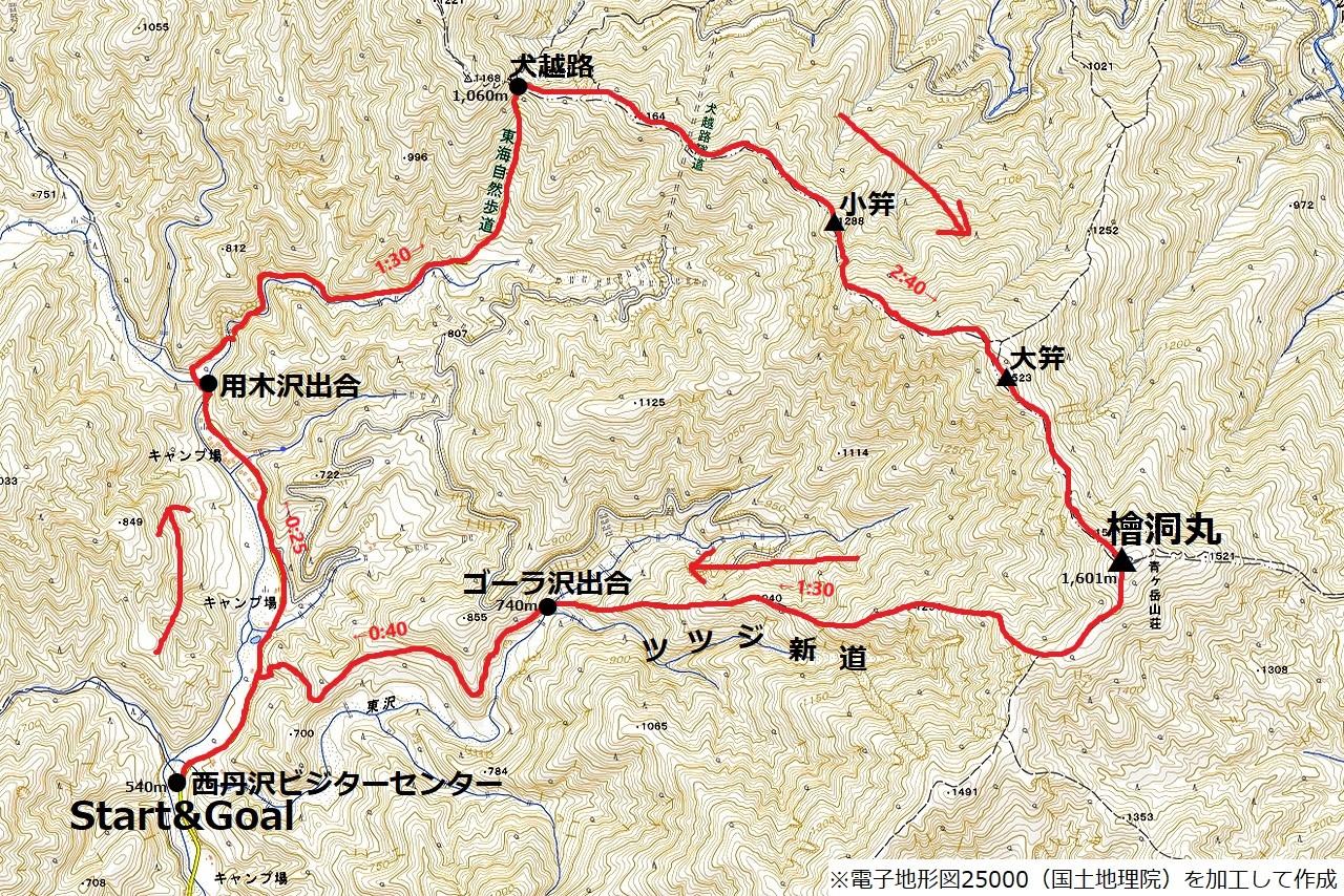 180512檜洞丸_map