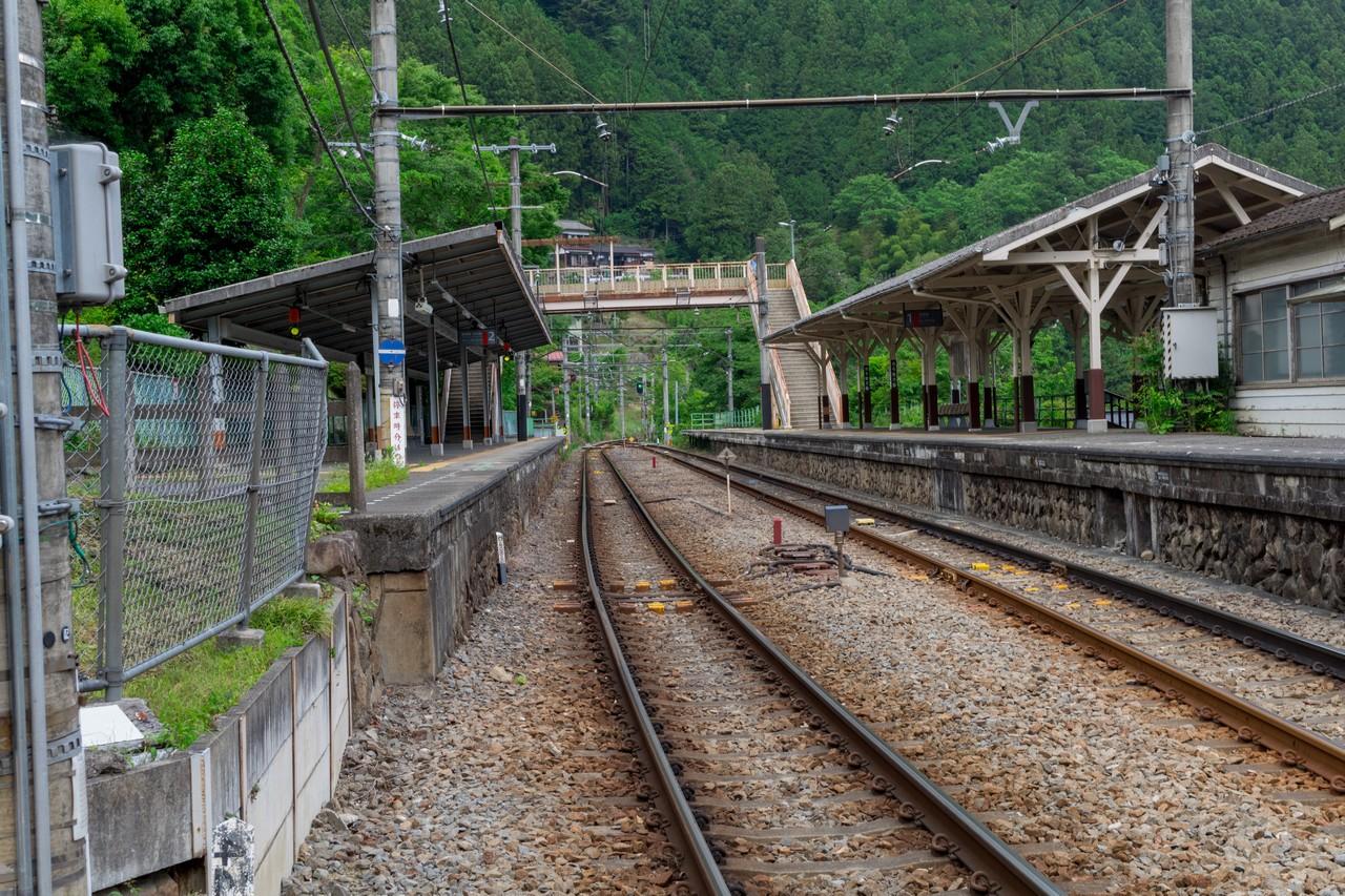 青梅線 鳩ノ巣駅