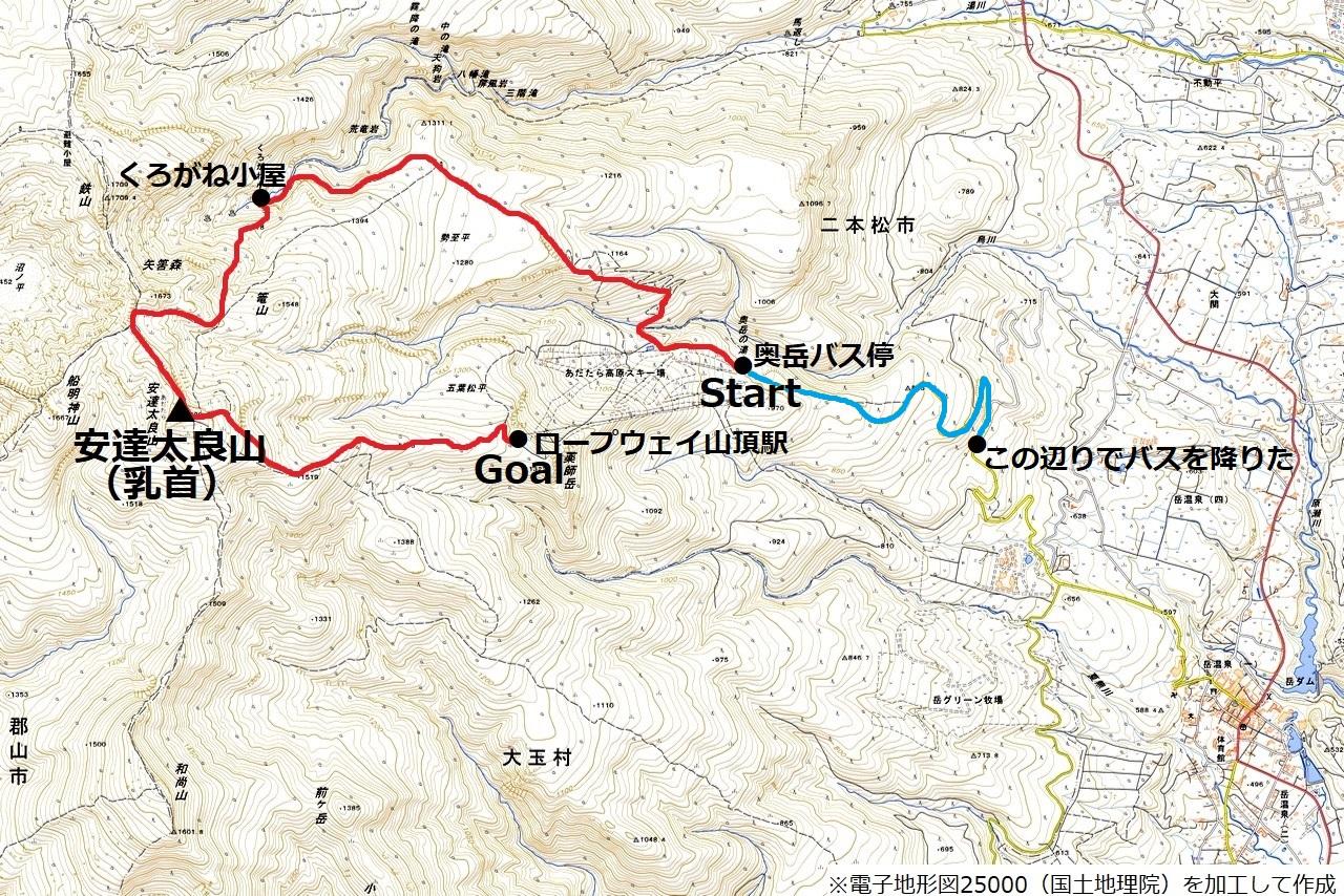 181008安達太良山_map