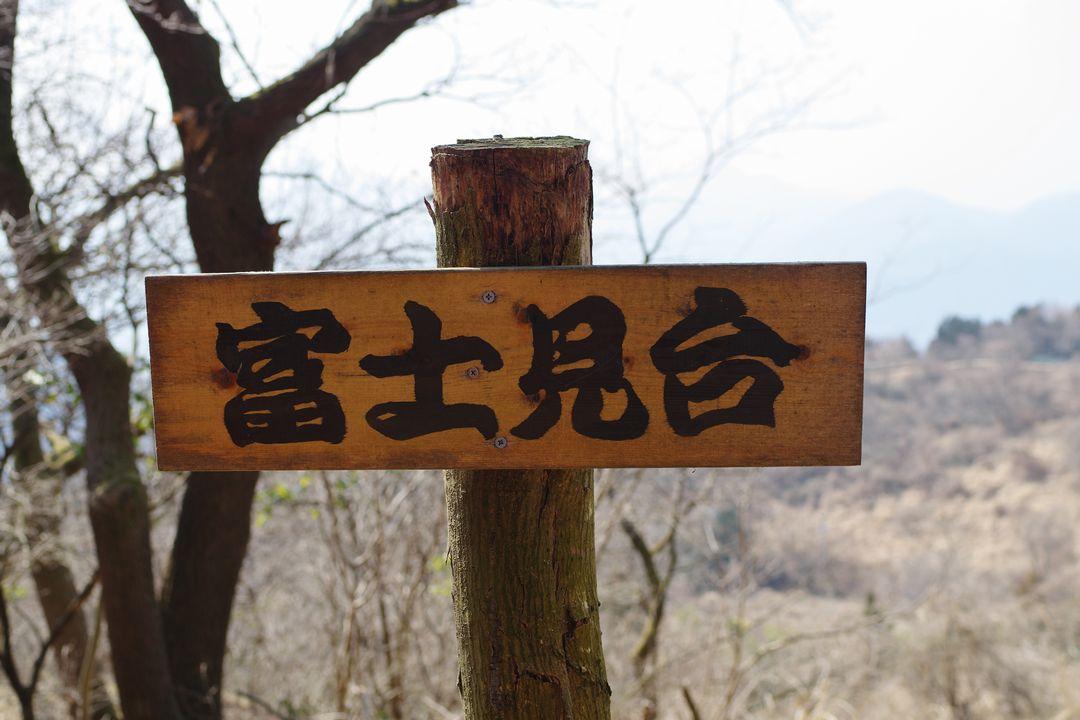 高松山 富士見台