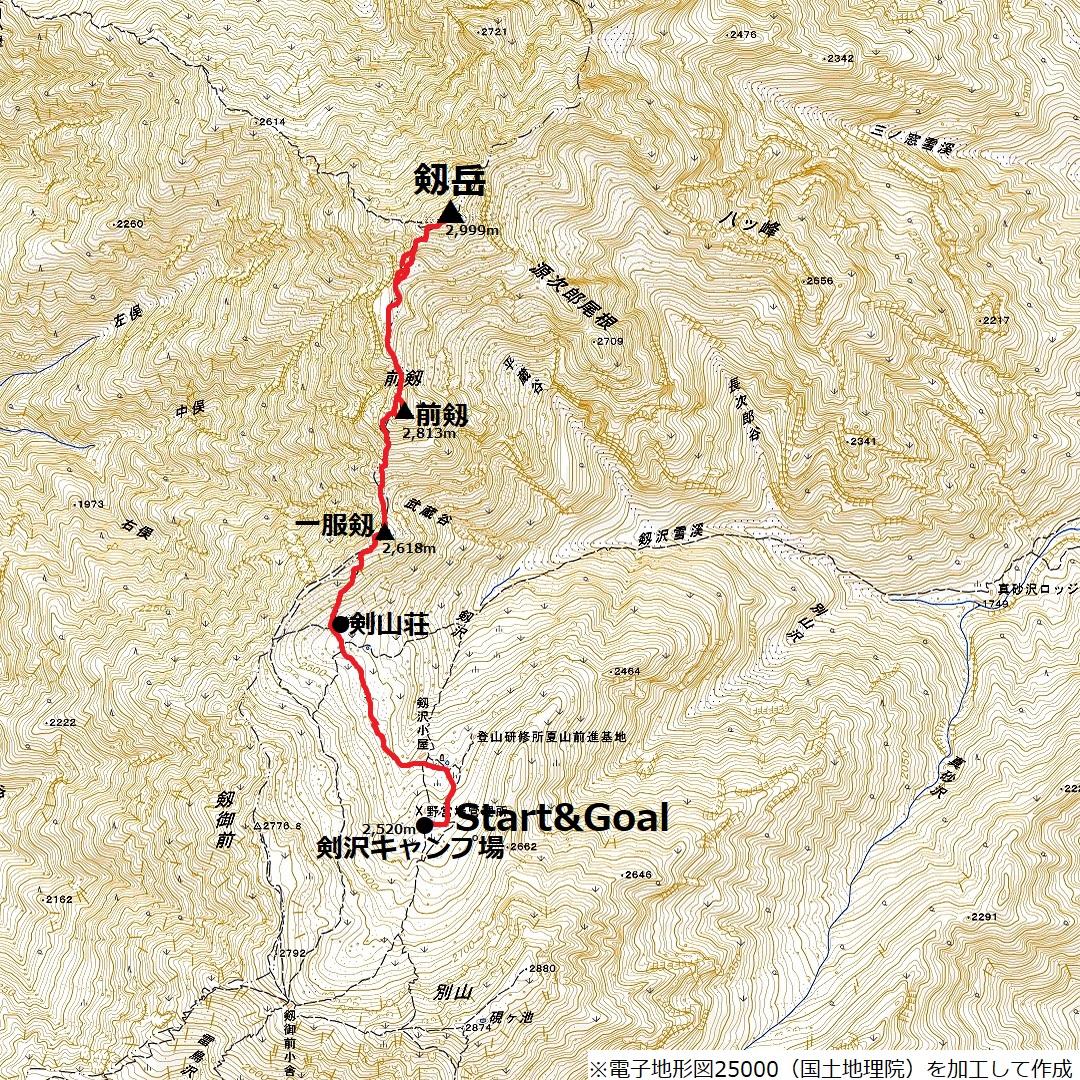 190727剱岳_map