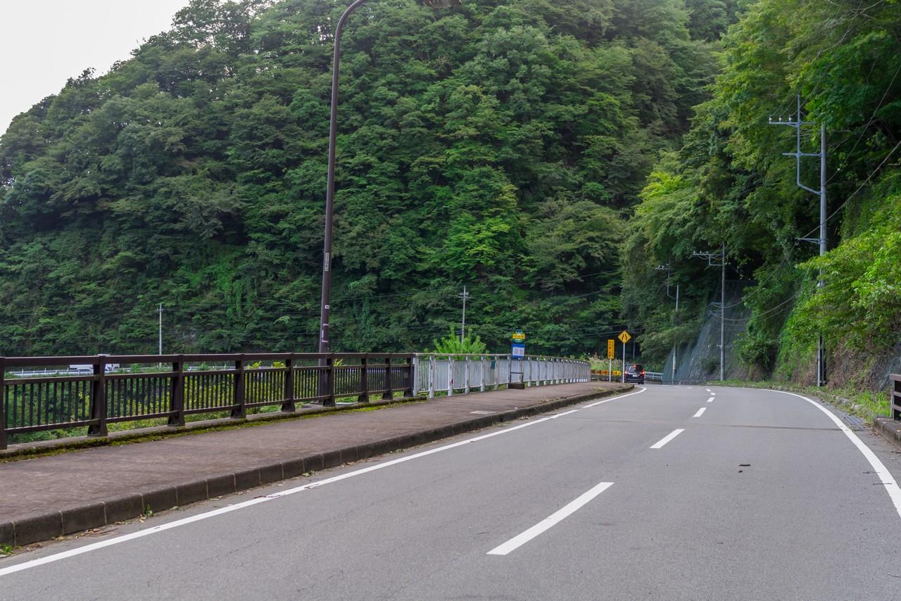 西丹沢 大滝橋BS