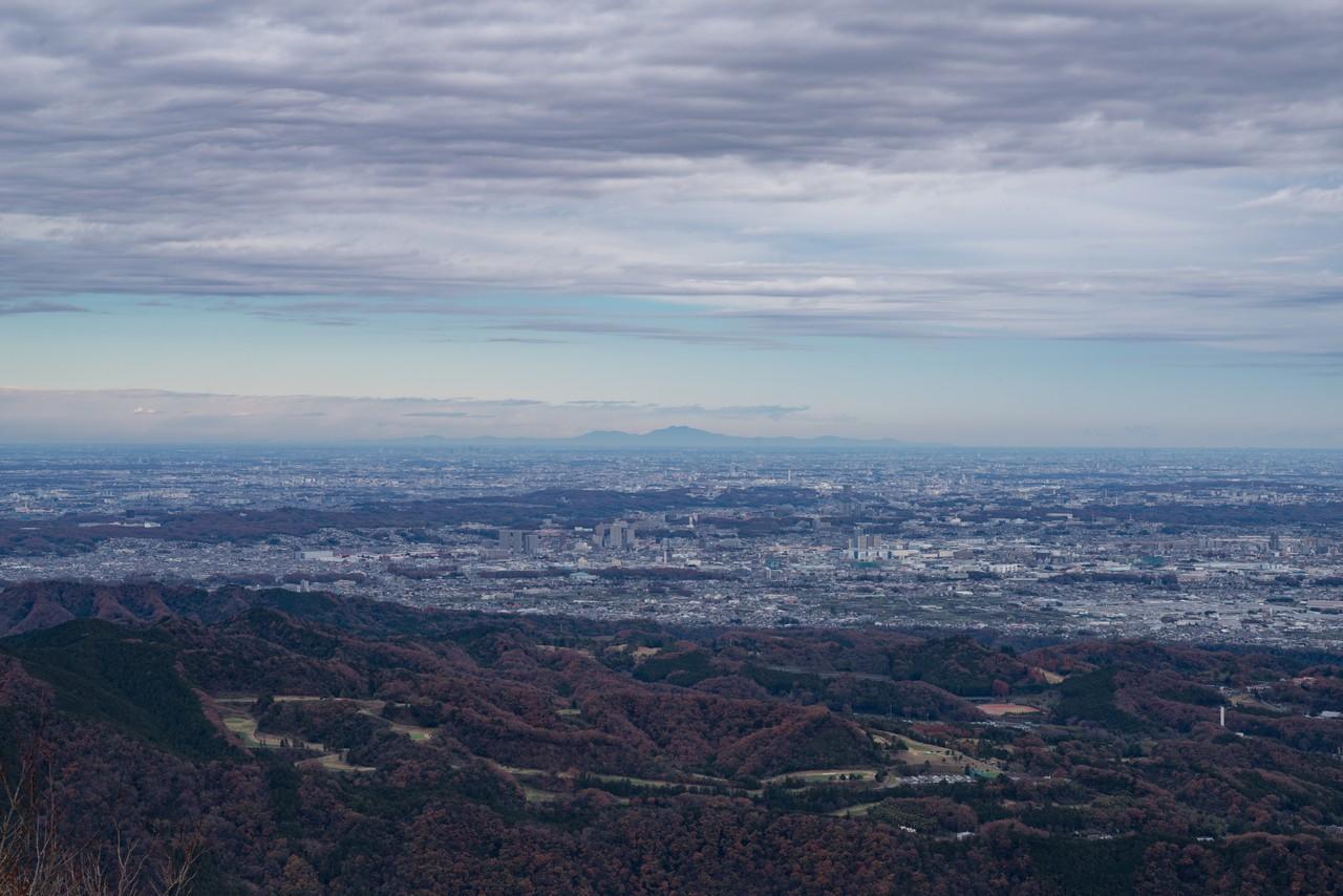 仏果山 展望台からの眺望