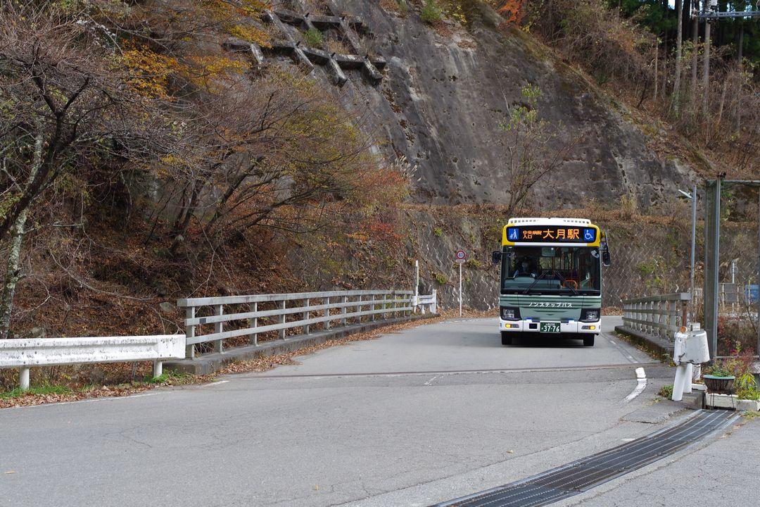 ハマイバ前バス停