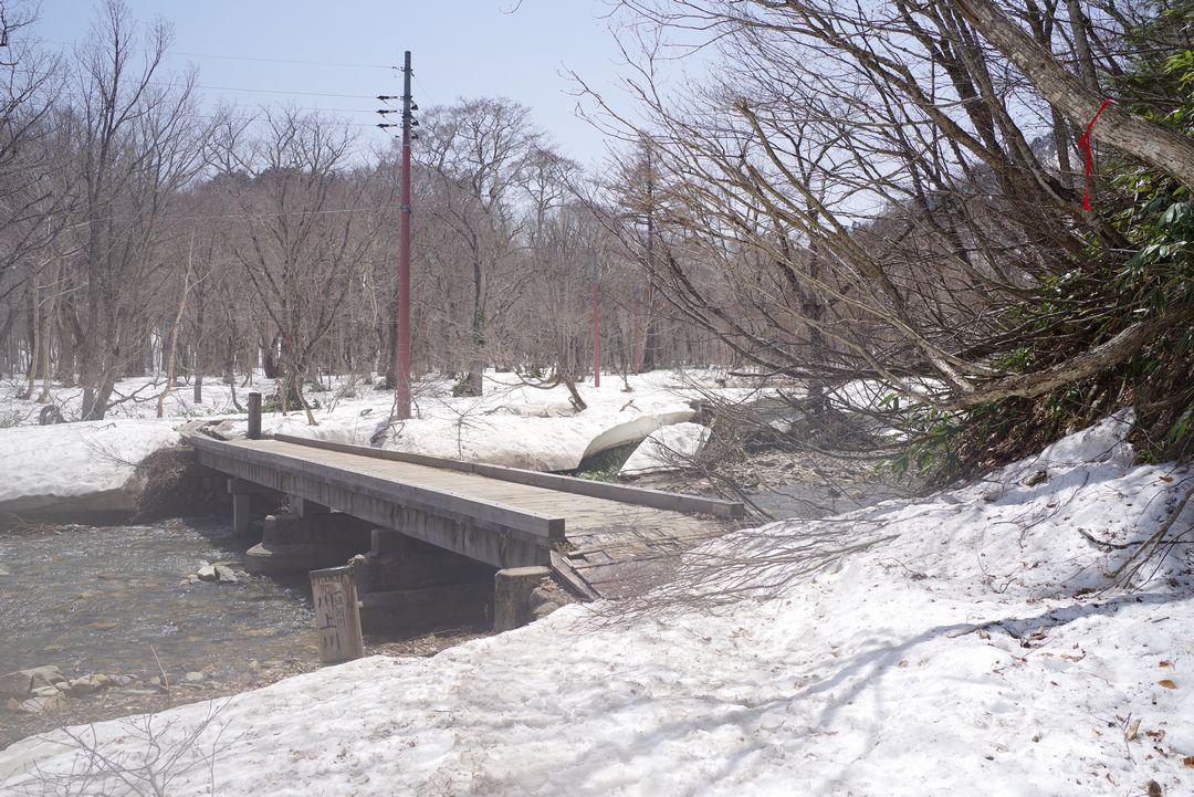 川上川の橋