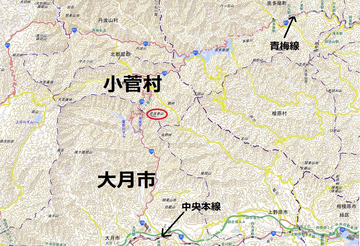 161103奈良倉山_map1