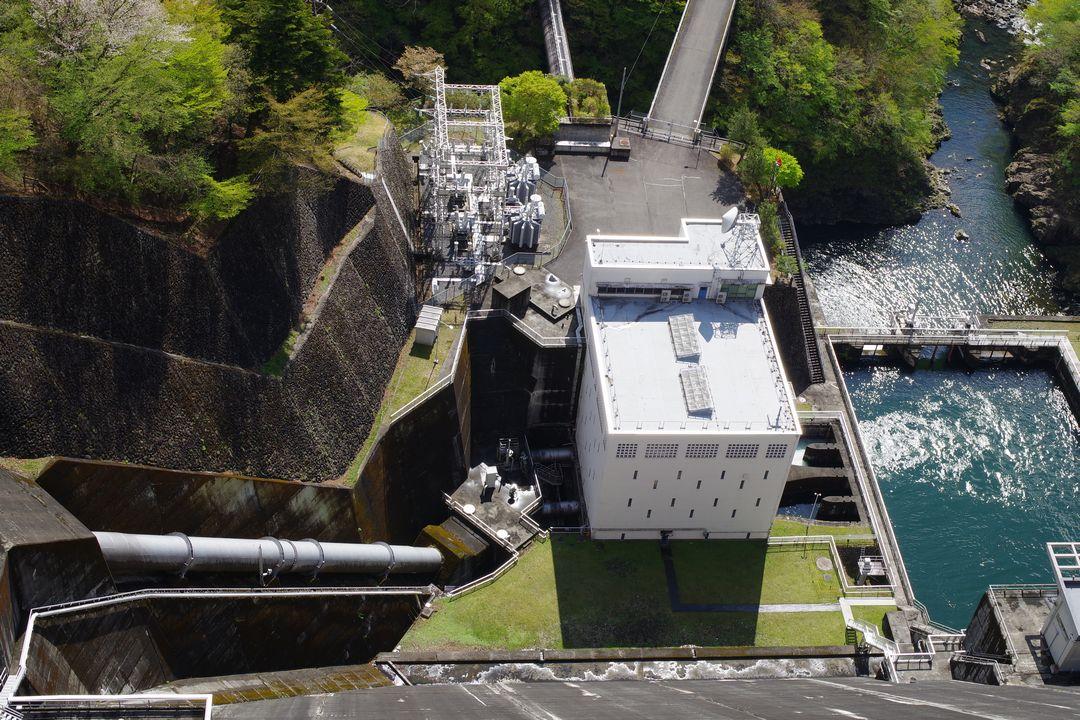 多摩川第一発電所